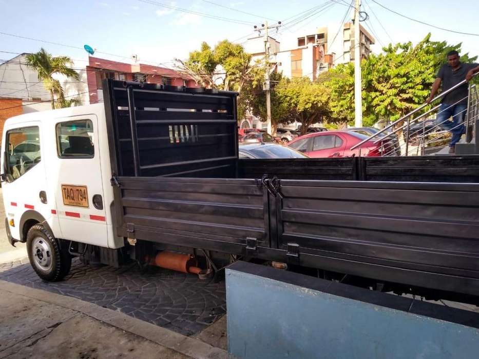 CAMION NISSAN NT400 CABSCART DOBLE CABIN