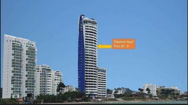 TONSUPA Rento o VENDO Dpto en <strong>piso</strong> 20 DEL EDIFICIO GRAND DIAMOND BEACH. WHATSAPP 0996436520