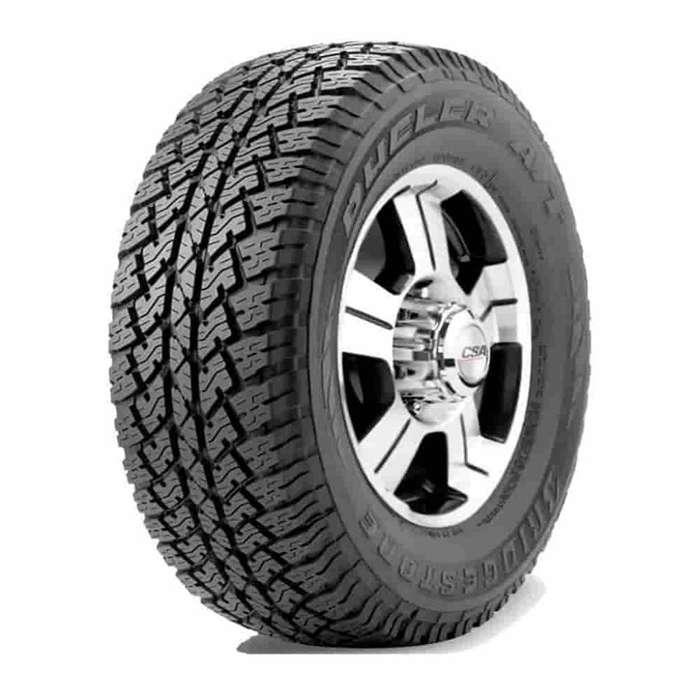 265 65r17 Bridgestone At