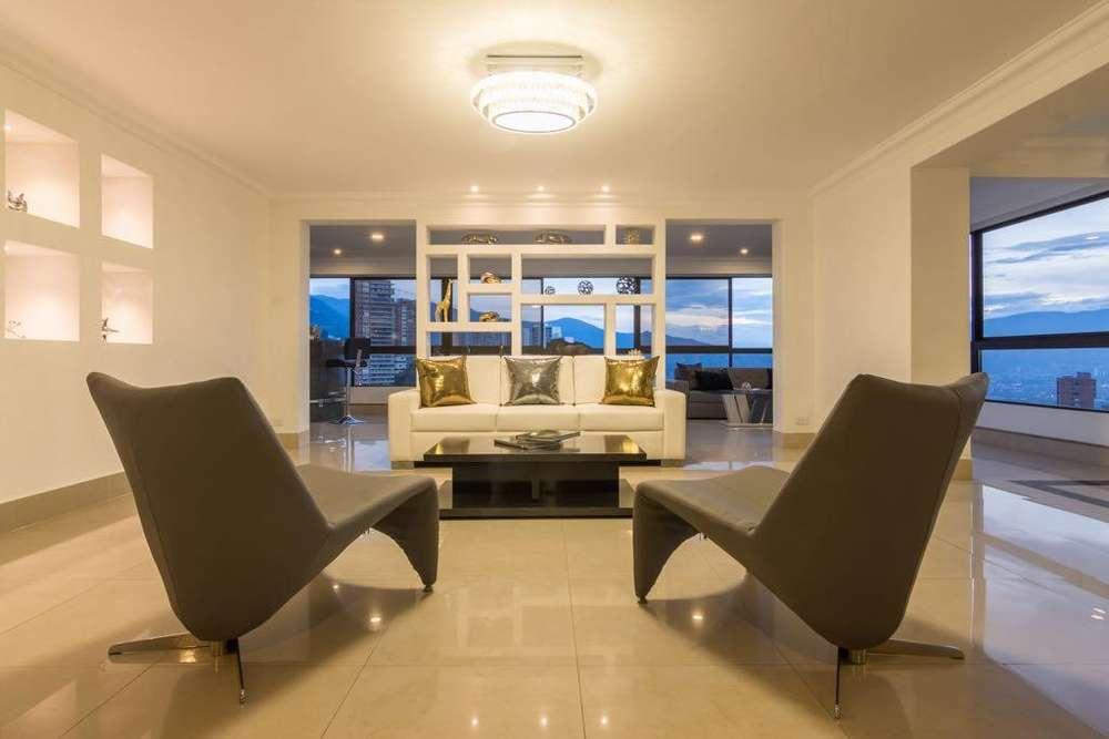 Vendo/Cambio de Apartamento de <strong>lujo</strong> El Tesoro El Poblado OPORTUNIDAD!!!