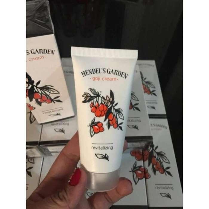 Crema anti arrugas / Goji Cream / Disponibilidad inmediata