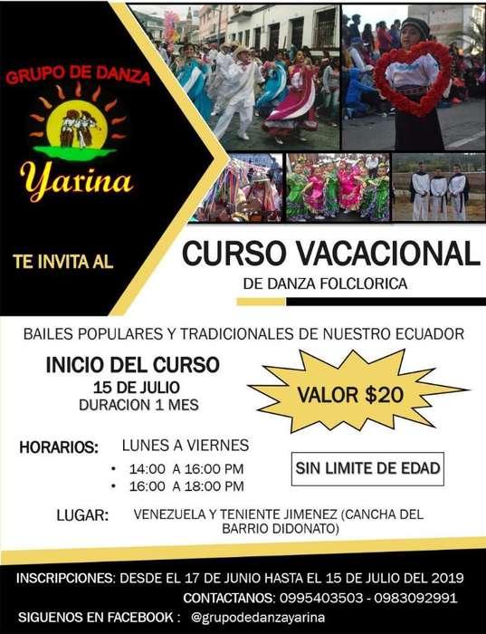Cursos Vacaciones Riobamba