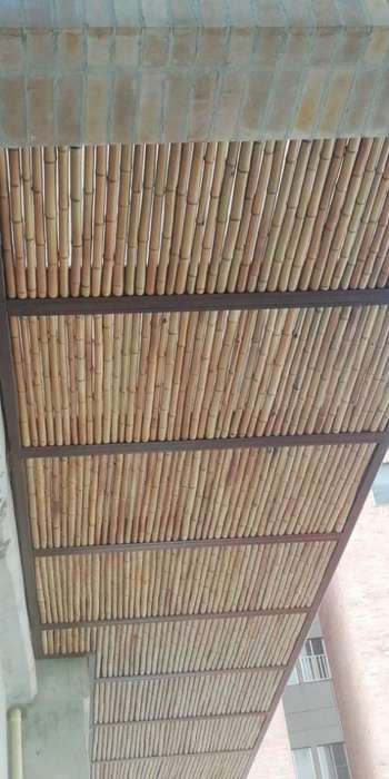 Bambú.cañabrava Esterilla Guadua Macanas