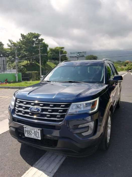 Ford Explorer 2017 - 0 km