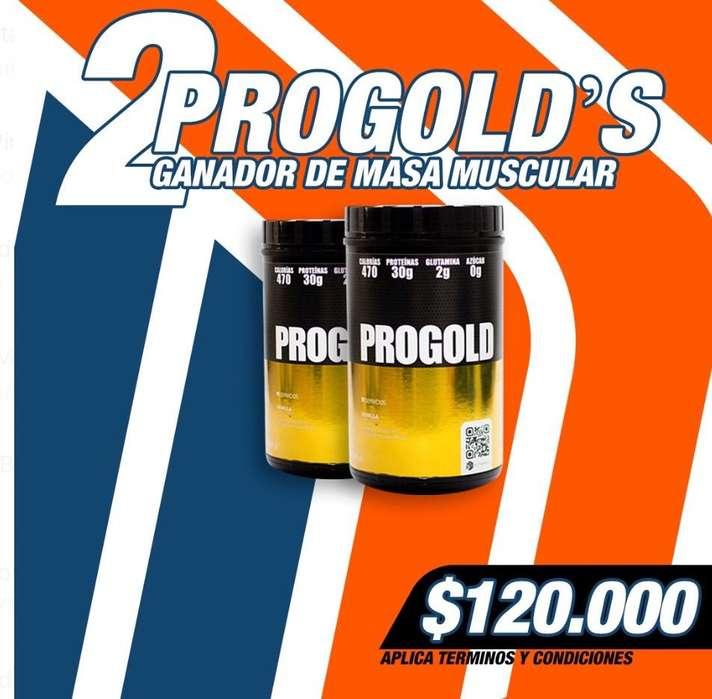 Progold Ganador de Masa Muscular 3 Lbs