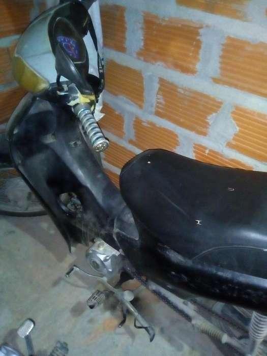 Vendo Moto Zanella Zb