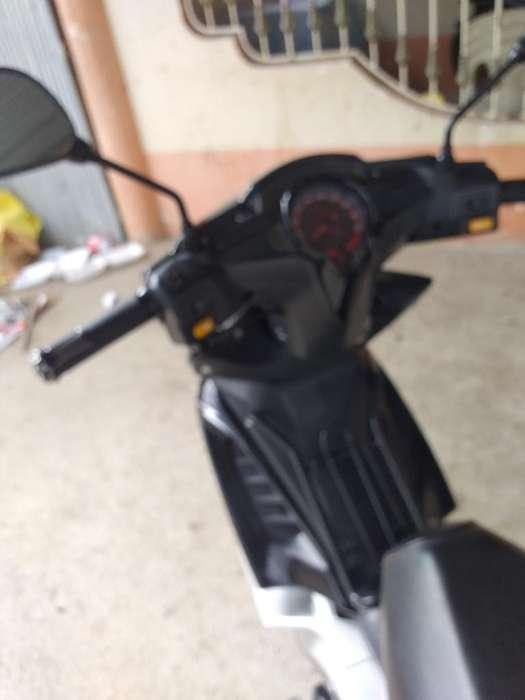 <strong>motoneta</strong> Shineray .xy125 Semi Nueva
