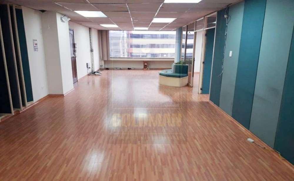 La Carolina, oficina, 125 m2, alquiler, 4 ambientes, 3 baños, 2 parqueaderos