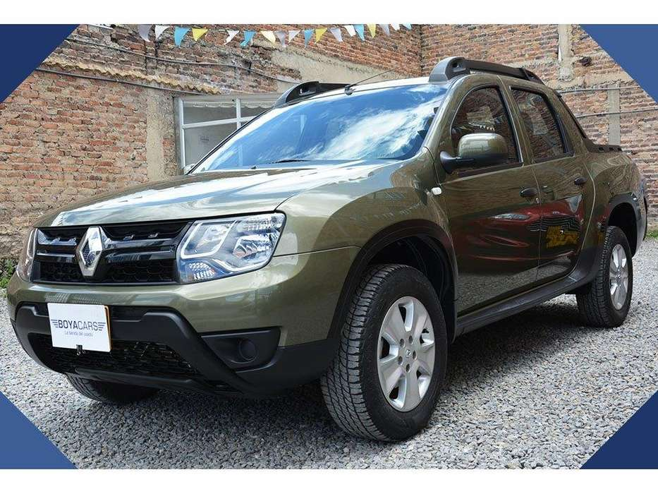 Renault Duster 2018 - 27820 km