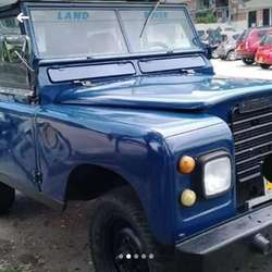 Jeep Land Rover