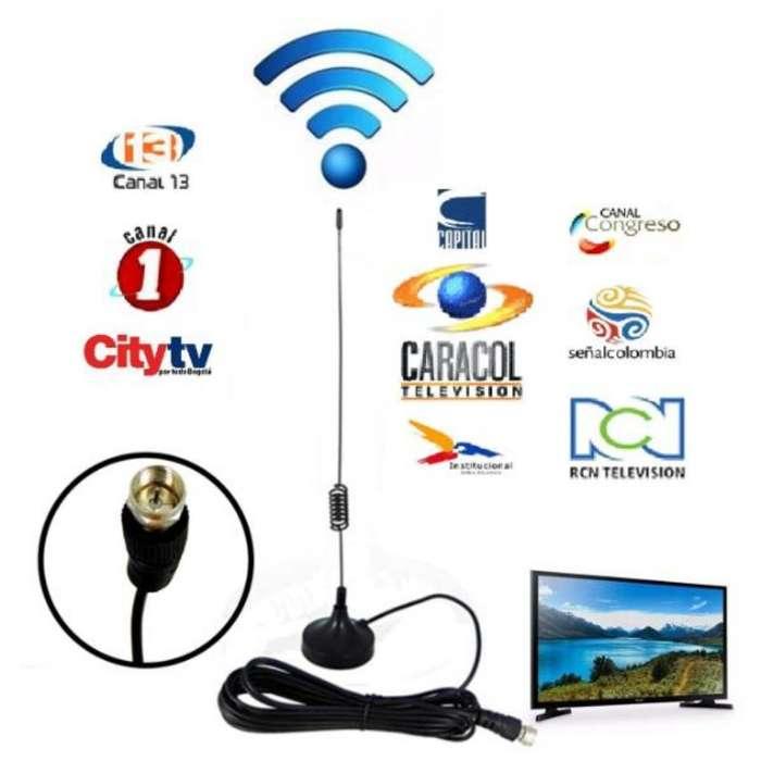 Antena Tdt para <strong>televisor</strong>es Smart Tdt