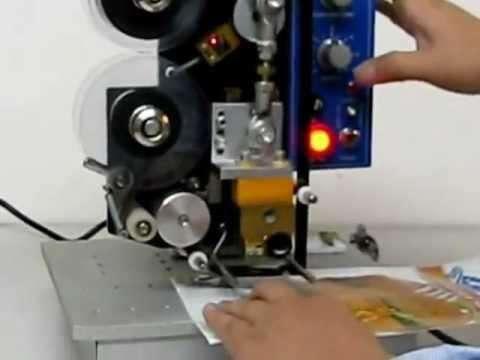 fechador, codificador automatico