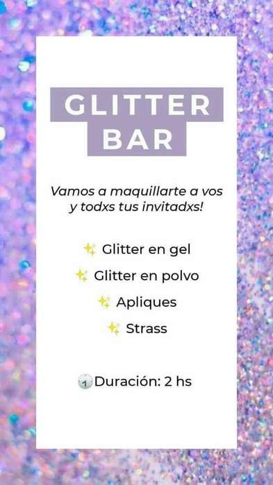 Glitter Bar