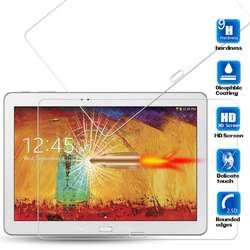 Mica De Vidrio Templado @ Galaxy Note 10.1 2014 Tab pro 10.1 P600 T520, tienda centro comercial