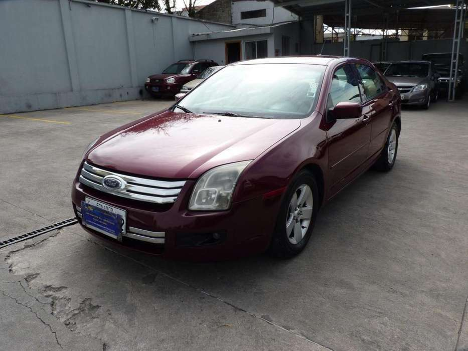 Ford Fusion 2007 - 129413 km