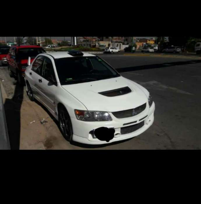 Mitsubishi Evolution 2005 - 85000 km