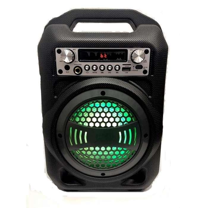 Cabina Sonivox SS2658 Parlante Bluetooth Portátil