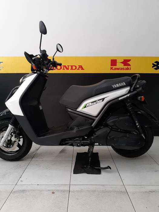 Yamaha Bws Blanca Modelo 2014
