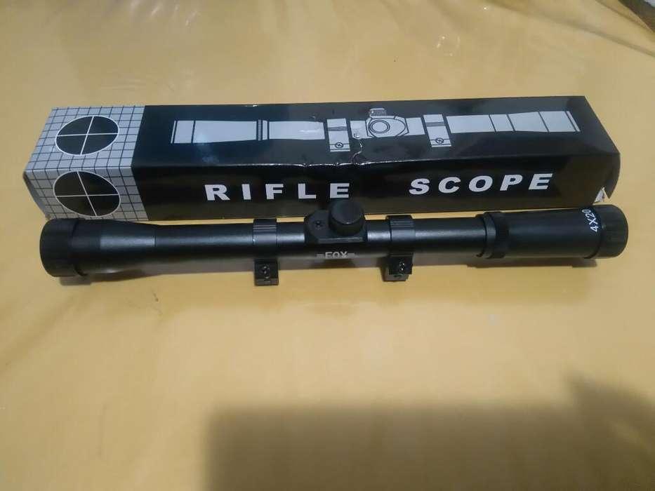 Mira para Rifle de Aire
