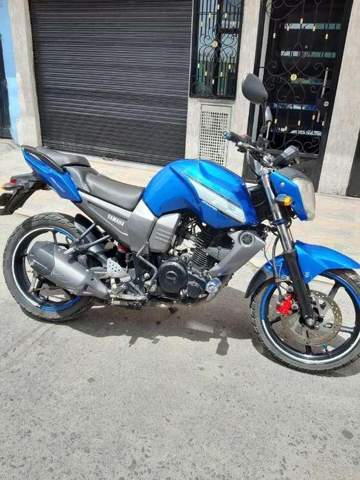 Vendo Fz Modelo 2012 Pastusa