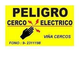 CERCAS ELECTRIFICADAS INVIERTA EN SU SEGURIDAD MUCHO MAS SEGURO QUE LA CONCERTINAS 100 POR CIENTO TLF 3219021610
