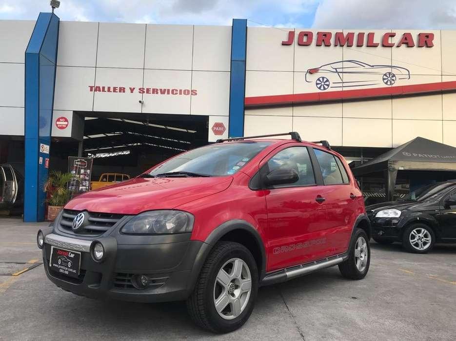 Volkswagen Crossfox 2009 - 198040 km