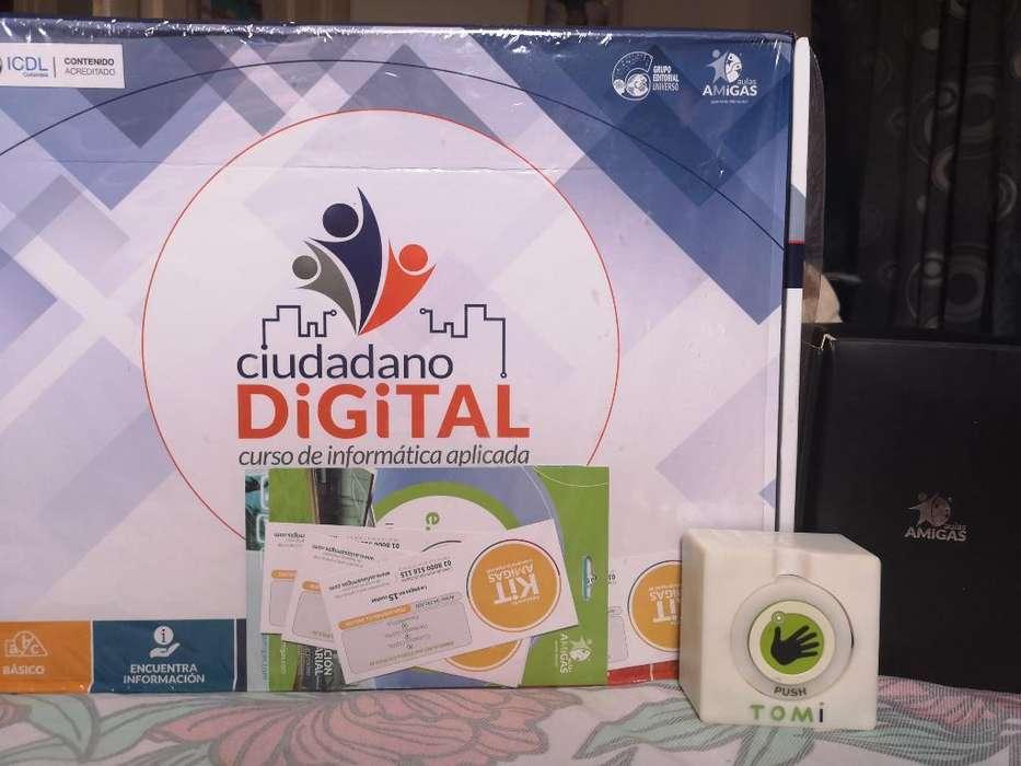 Tablero Digital Y Curso de Informática
