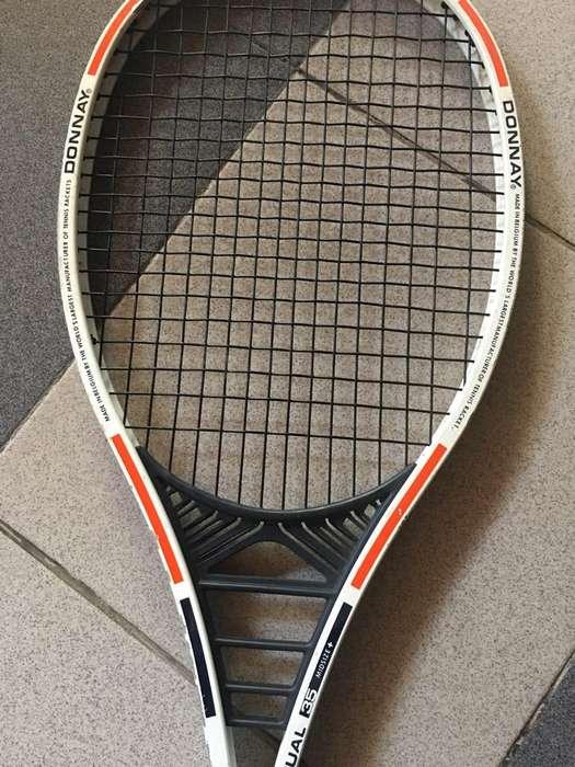 Raqueta Donnay Actual 35. Mid Size