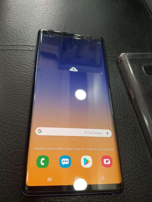 Galaxy Note 9 de 128gb Vendcambio Leer