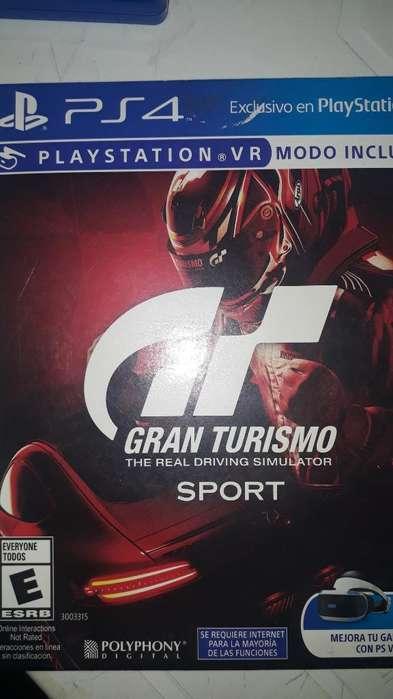 Gran Turismo Video Juego para Ps4