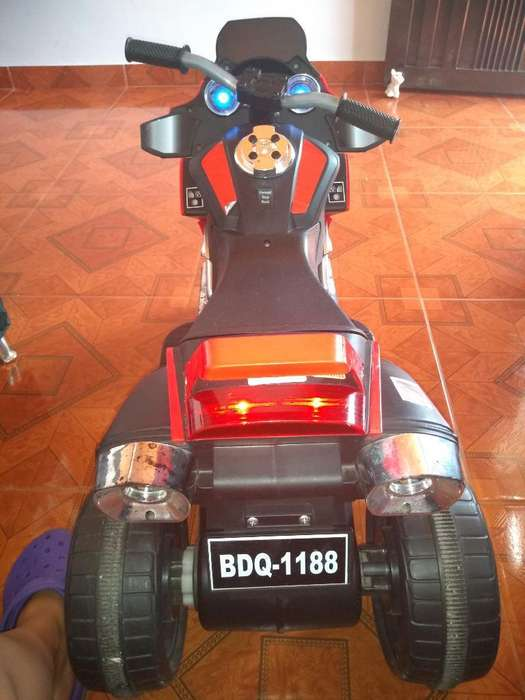Moto Electrica para Niño.