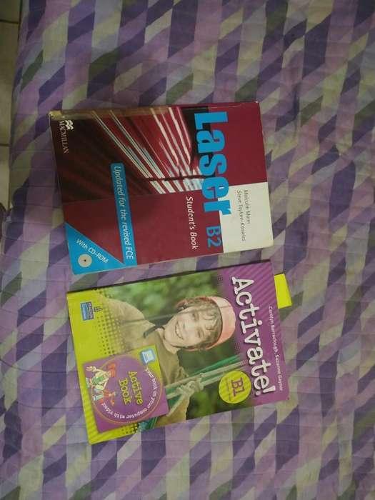 Libros de Ingles Nivel Secundario