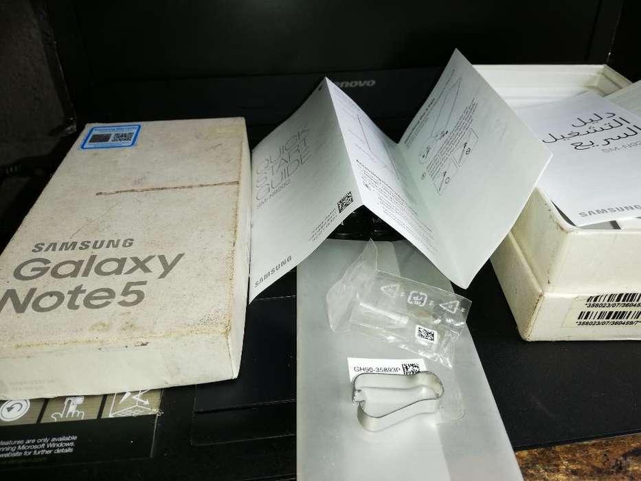 Venta Caja Note 5