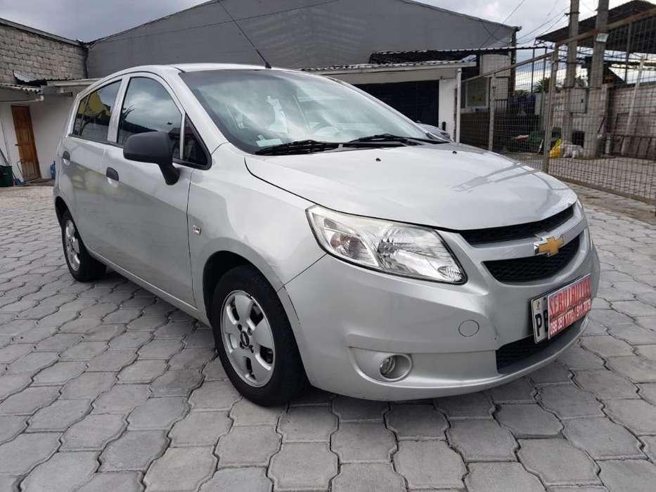 Chevrolet Sail 2013 - 56300 km