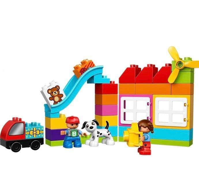 Espectaculares Legos Duplos Completos