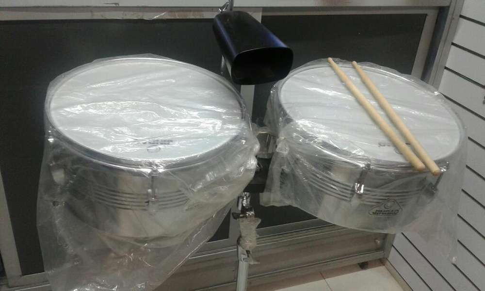 Timbales Jimbao Y Power Beat
