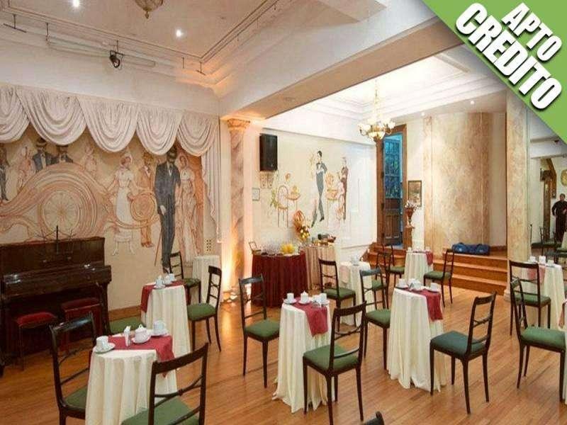 Suntuoso Hotel Temático de 32 Suites en Histórica Mansión de San Telmo