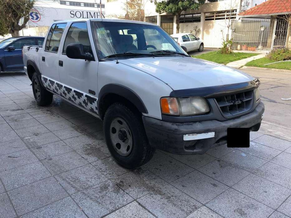 Chevrolet S-10 1998 - 200000 km