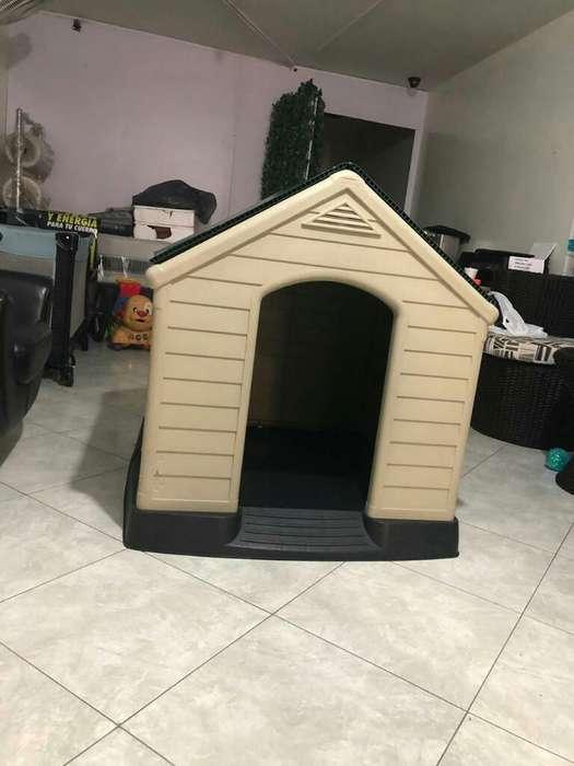 Casa Y Jaula para Perro