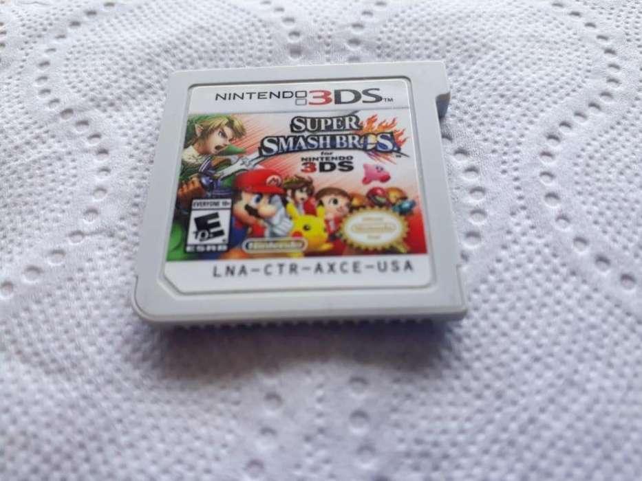 Nintendo 3ds Super smash bros 3DS