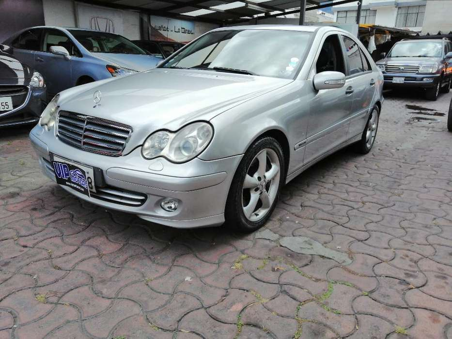 <strong>mercedes-benz</strong> Clase C 2005 - 160000 km