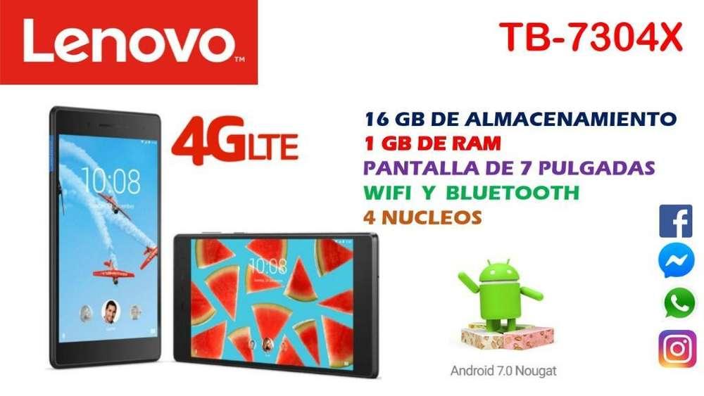 Lenovo 4glte 7 Nuevas
