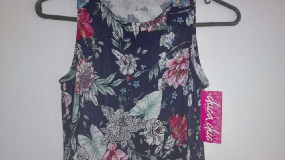 Vendo Vestido Nuevo Talla M