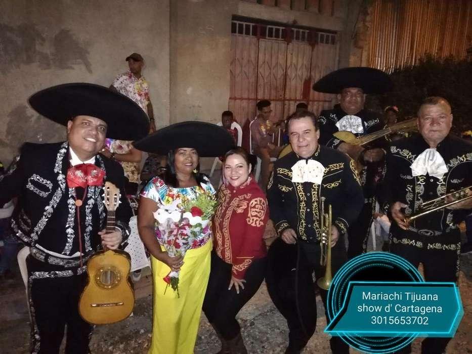 Mariachi Tijuana Show de Cartagena