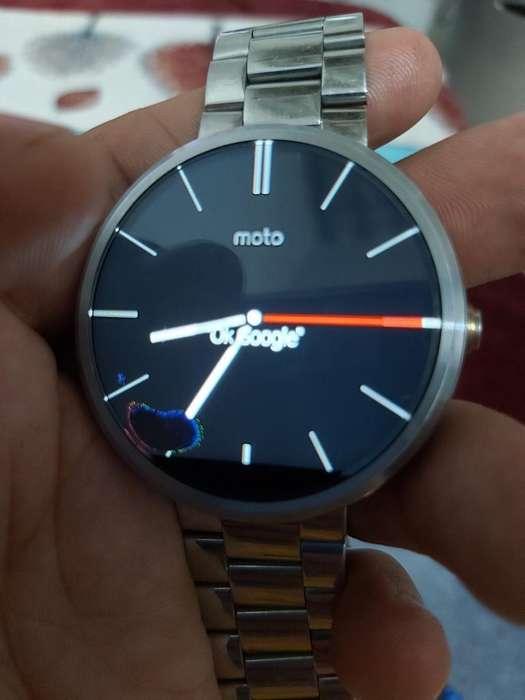 Vendo O Cambio Reloj Smart Motorola 360