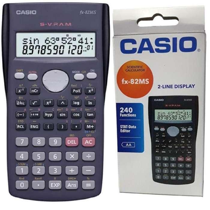 Calculadora Casio Nueva