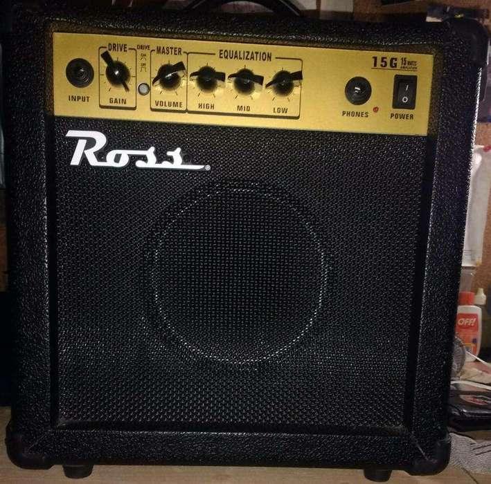 Ampli Ross 15 W