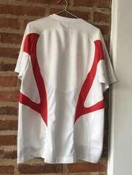 Camiseta Rugby Inglaterra adidas Talle L