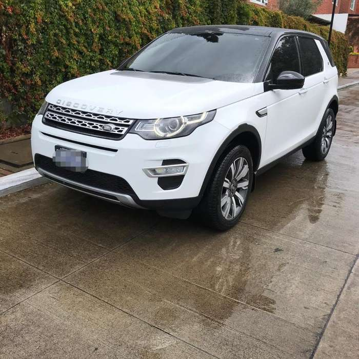 Land Rover Discovery 2017 - 0 km