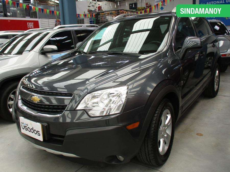 Chevrolet Captiva 2013 - 61300 km